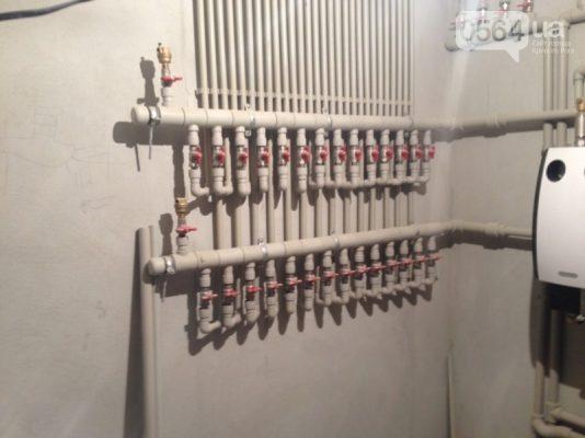 Создание системы отопления
